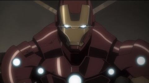 Iron Man Rise of Technovore - Trailer 2