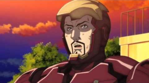 Iron Man Anime Episode 12 - Clip 1