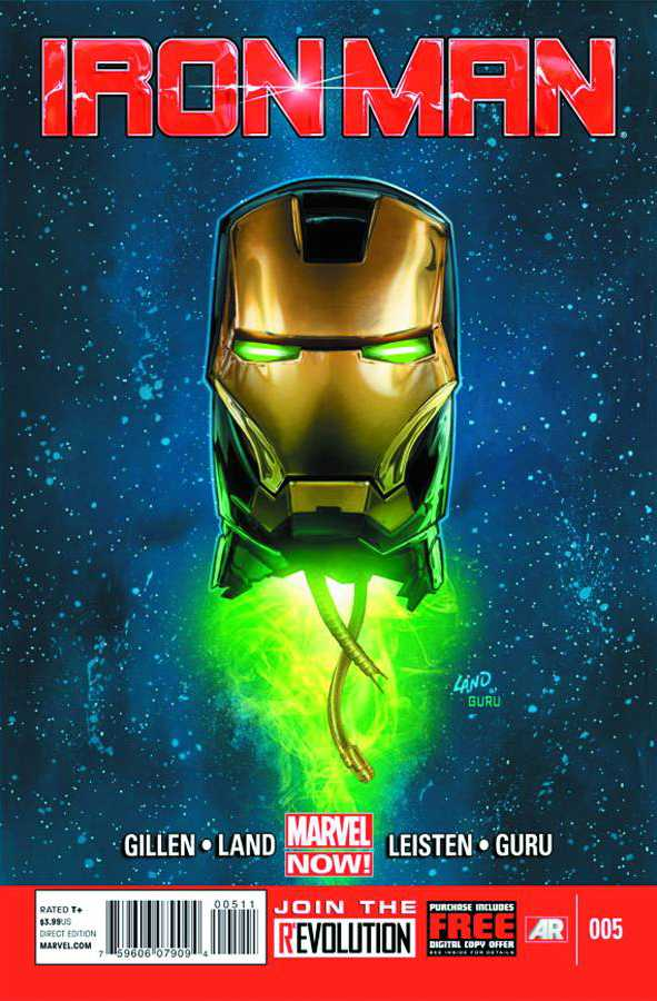 Iron Man Volume 5 5