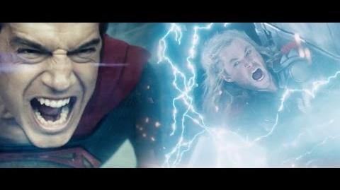 Marvel vs DC Epic Trailer (FanMade)