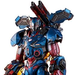 War Machine Armor Mark VII