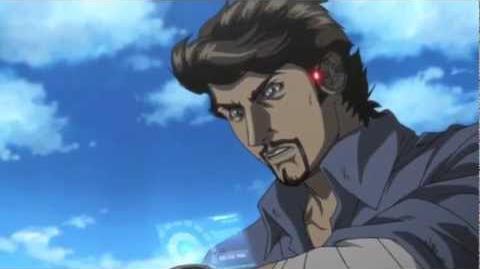 Iron Man Anime Episode 10 - Clip 1