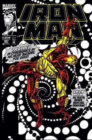 Iron Man Volume 1 307