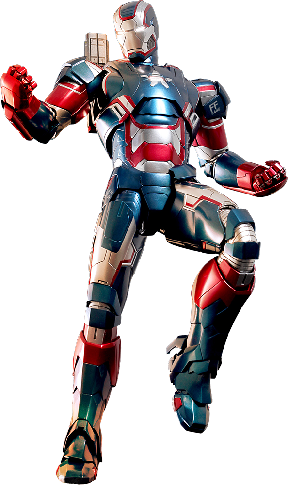 Iron Patriot Armor (film)