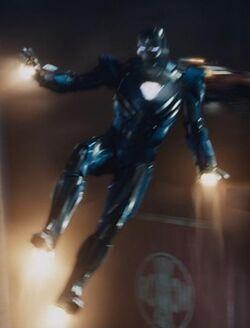 Iron Man Armor MK XXX (Earth-199999) from Iron Man 3 (film) 001.jpg