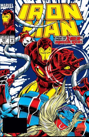 Iron Man Volume 1 297