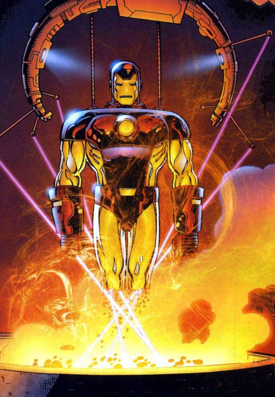 Model 7  Iron Man Wiki  Fandom