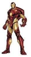 Iron Man Armor Model 19