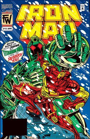 Iron Man Volume 1 315