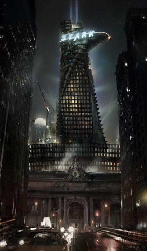 Stark Tower (film)