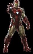 Iron man mark 85 concept art