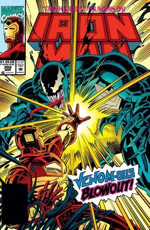 Iron Man Volume 1 302