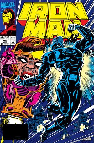 Iron Man Volume 1 296
