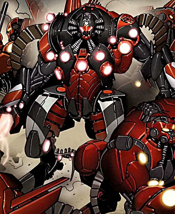 Detroit Steel Armor