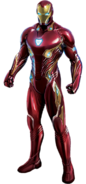 Iron man avengers infinity war png by gasa979-dc5nh19