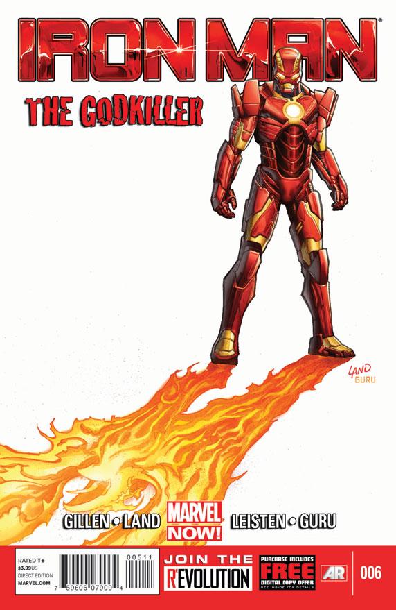 Iron Man Volume 5 6