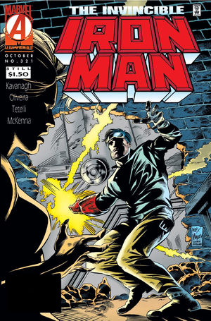 Iron Man Volume 1 321