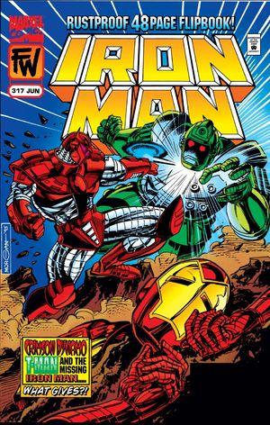 Iron Man Volume 1 317