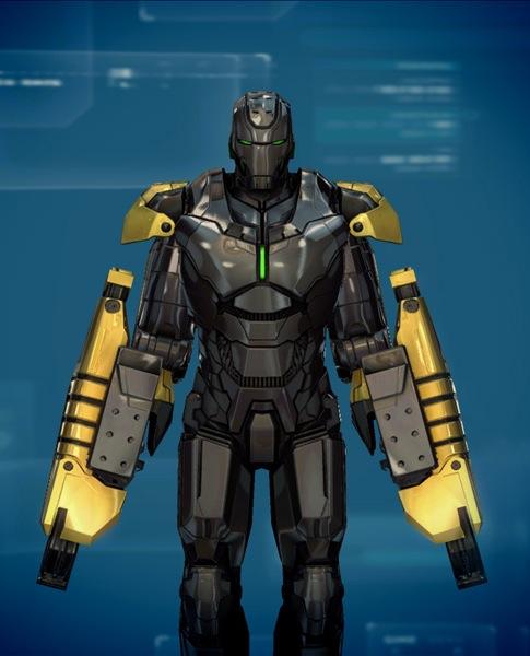 Mark XXV - Striker