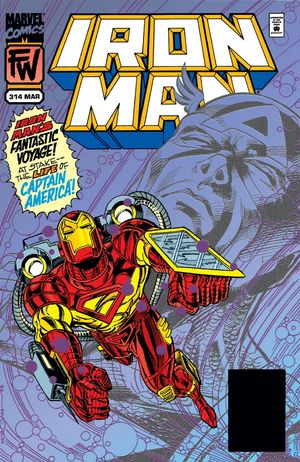 Iron Man Volume 1 314