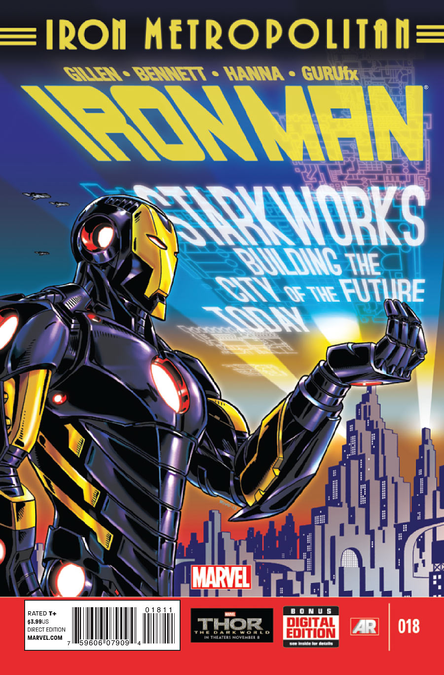 Iron Man Volume 5 18