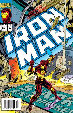 Iron Man Volume 1 303