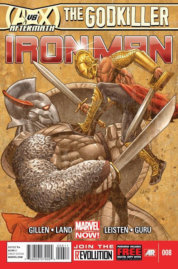 Iron Man Volume 5 8