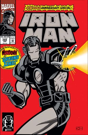 Iron Man Volume 1 288