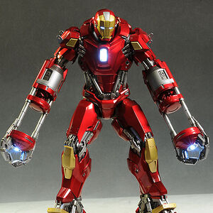 IRON MAN MARK 35 RED SNAPPER SUIT MINIFIGURE BRAND NEW SEALED