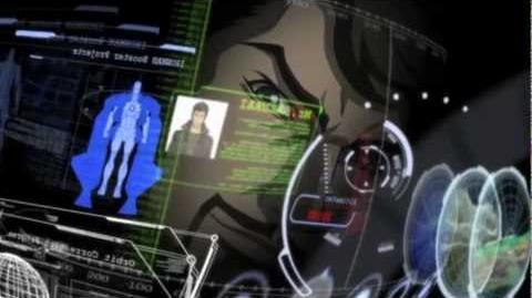Iron Man Anime Episode 5 - Clip 1