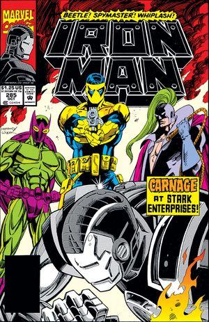 Iron Man Volume 1 285