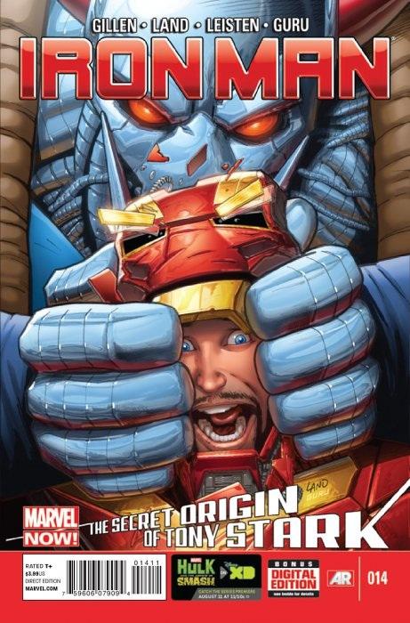 Iron Man Volume 5 14