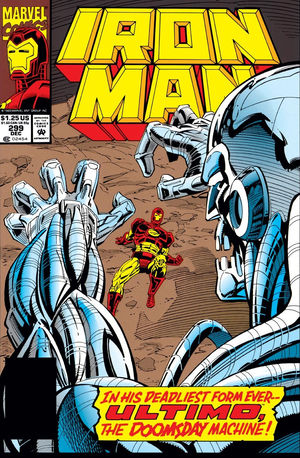 Iron Man Volume 1 299