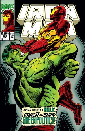 Iron Man Volume 1 305