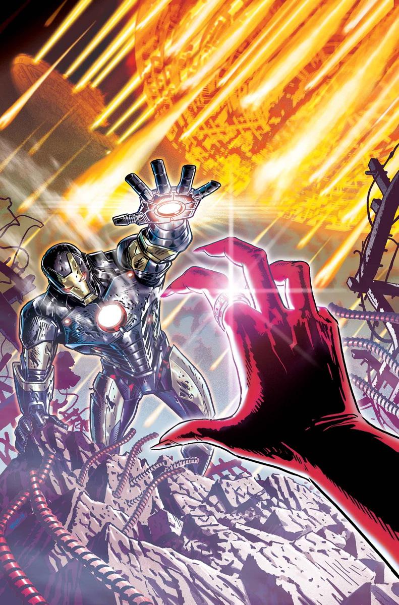 Iron Man Volume 5 21