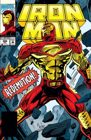 Iron Man Volume 1 306