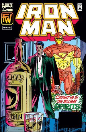 Iron Man Volume 1 313