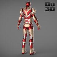 Large iron man 3 suits - mark 42 tony stark mark 39 gemini 3d model 3ds fbx obj max 4429de13-32ab-4498-80e9-633759fa5df4