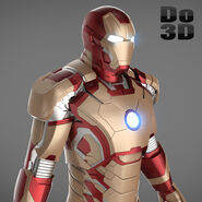 Large iron man 3 suits - mark 42 tony stark mark 39 gemini 3d model 3ds fbx obj max 707f3e8f-dc76-4652-a1b6-2bf10d4663dc