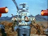 The Anti-Matter Man (LiS episode)