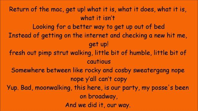 Macklemore and Ryan Lewis - Can't Hold Us (Lyrics)