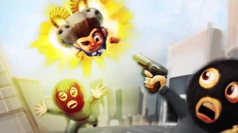 ISC Entertainment Jetpack Joyride Trailer (Halfbrick Studios)