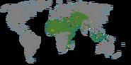 The Muslim World