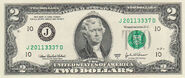 2-dolar