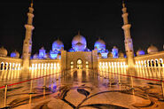 Syaikh abu zayed Mosque
