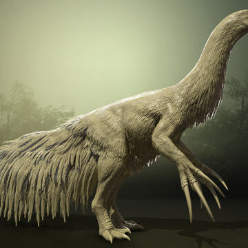 Therizinosaurus The Isle Wiki Fandom Therizinosaurus was an advanced herbivorous maniraptoran theropod, originally thought to be a strange sauropod, with a mix of both sauropod and theropod characteristics. therizinosaurus the isle wiki fandom