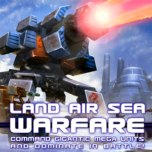 Land Air Sea Warfare logo.png