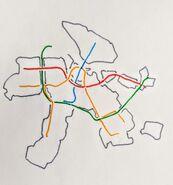 AMS metro 1