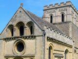 Kerkarchitectuur in Issel