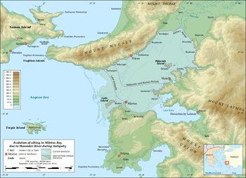Miletus Bay silting evolution map-en.JPG